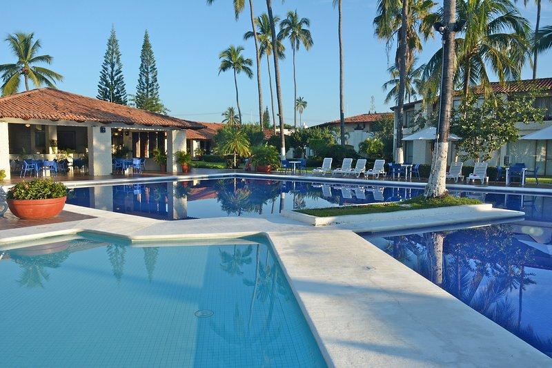 Enjoy the splendid pool!