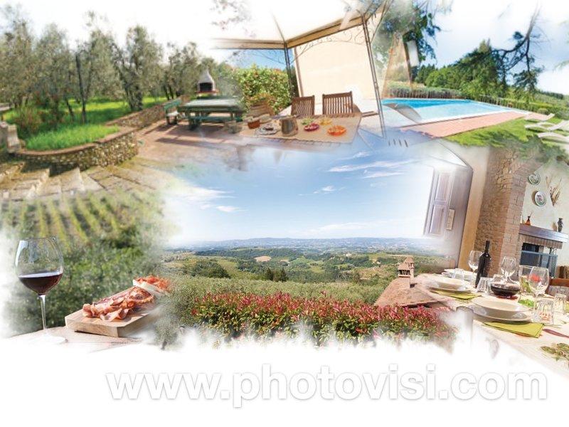 COUNTRY HOUSE SG, alquiler de vacaciones en Marcialla