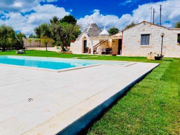 Trullo Rinaldi, vacation rental in Castellana Grotte