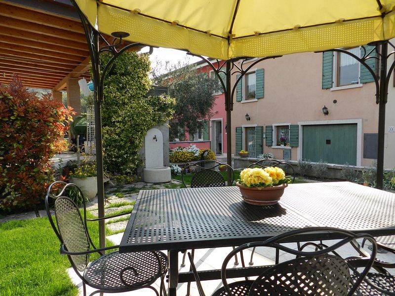 RUSTICO PETRA, holiday rental in Bardolino