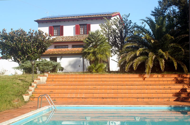 Villa Nerone B&B, holiday rental in Lorenzana