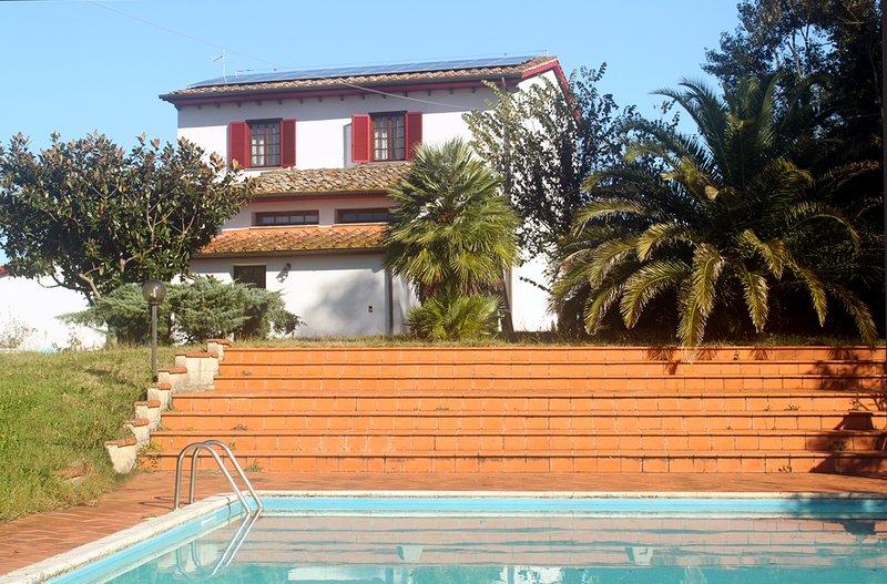 Villa Nerone B&B, holiday rental in Orciano Pisano