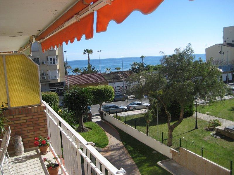 Del Parque Flats Castillo, holiday rental in Cala Del Moral