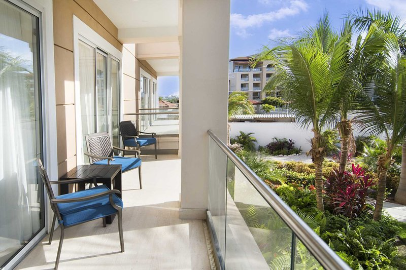 The Famiglia Serena Three-bedroom condo at LeVent Beach Resort Aruba