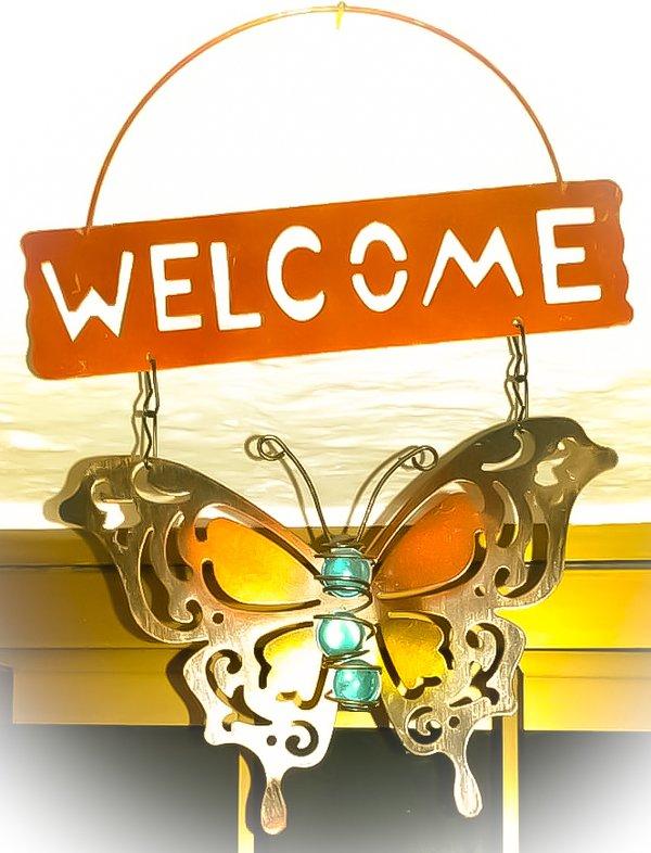 Se bienvenido