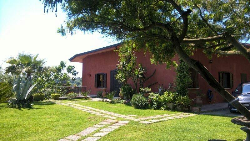 Villa Daniela, holiday rental in Marzano Appio
