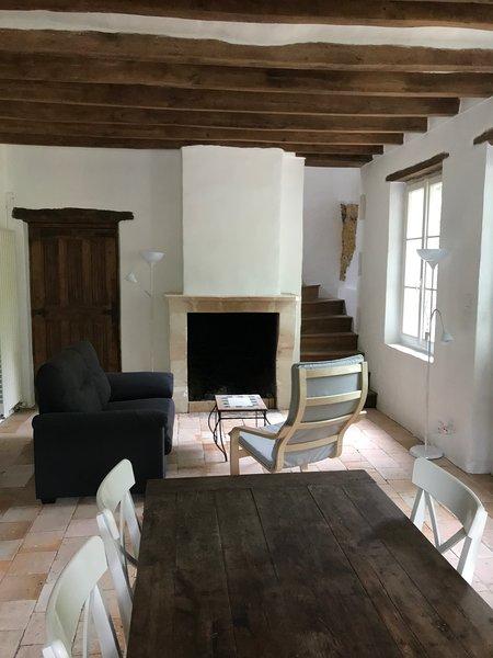 Gîte Amboise la maison aux cafetières, holiday rental in Azay-sur-Cher