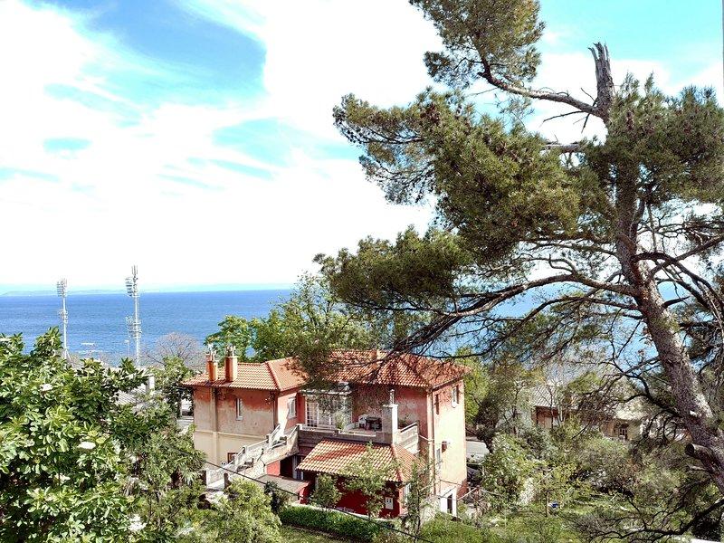 Apartment NoAr Rijeka - 250 meters from the sea, alquiler de vacaciones en Marinići