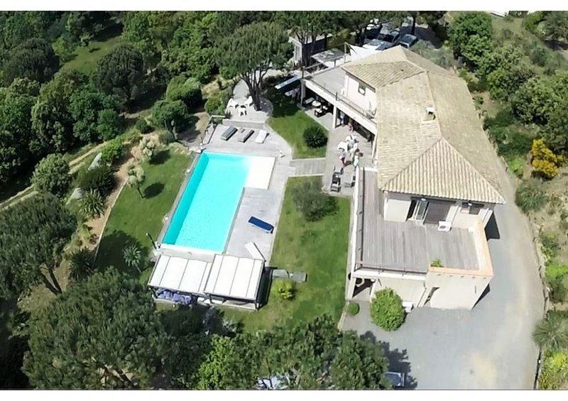 Villa Leonie, location de vacances à Gassin
