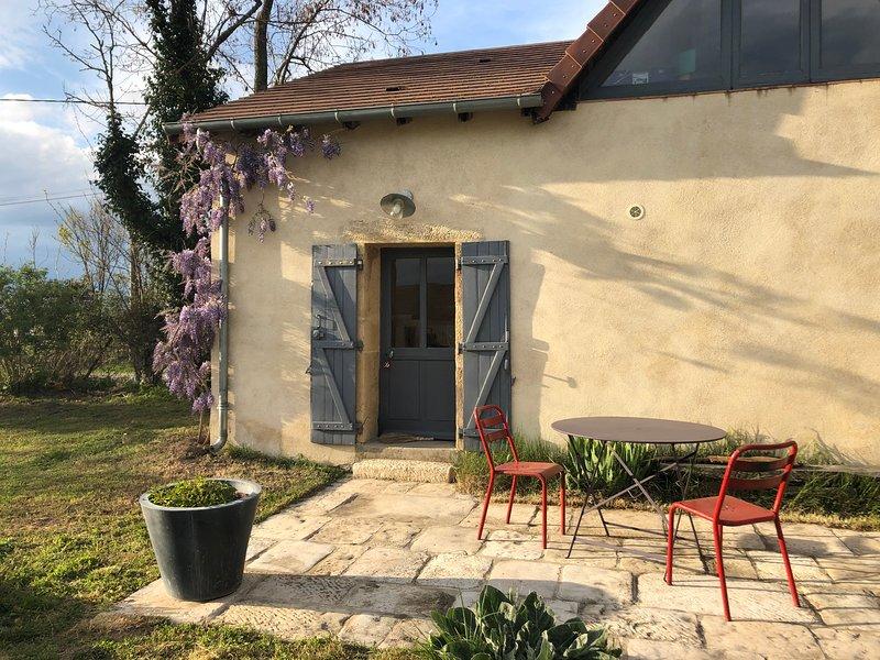 Une chambre d'hôtes comme une maison, casa vacanza a Braize