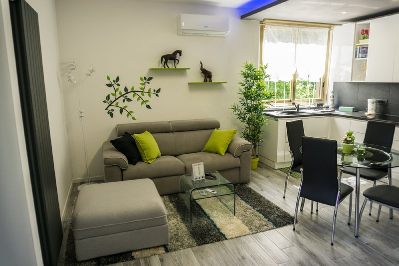 Appartamento Oasi Felice, vacation rental in Como