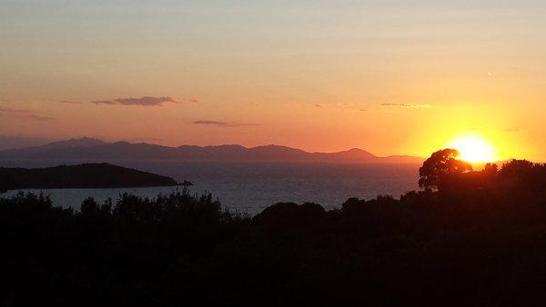 Tramonti... - sunsets...