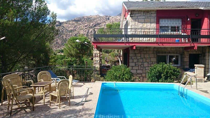 Piedra Libre, vacation rental in Hoyo de Manzanares
