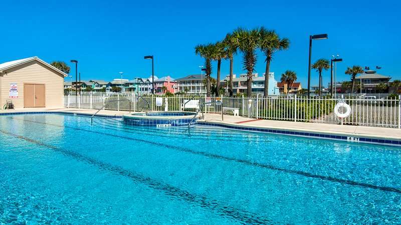 Sans Souci Unit 603 (3bed / 2bath Gulf Front Condo)