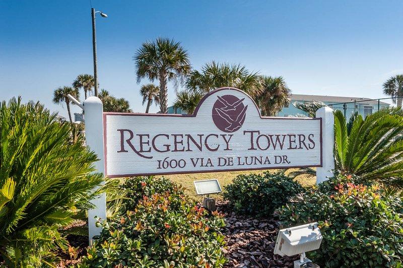 Regency Towers 702 West(2 bedroom)-Regency Towers