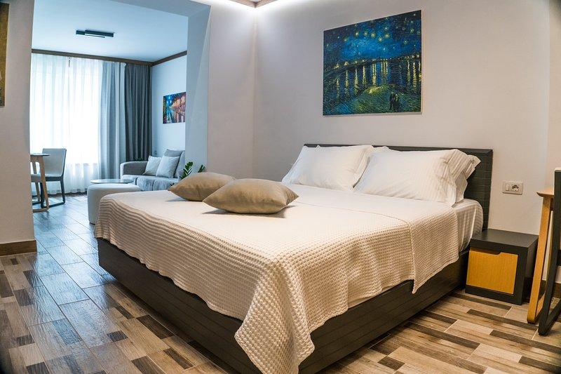 Venere Tirana Suite, alquiler vacacional en Qerek