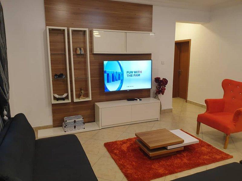 Shortlet Apartment, alquiler vacacional en Lekki