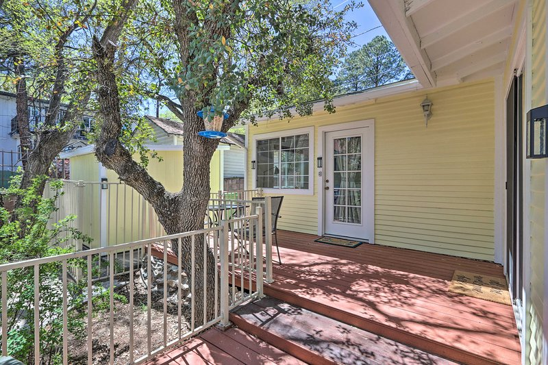 You'll never want to leave this fantastic Prescott vacation rental cottage!