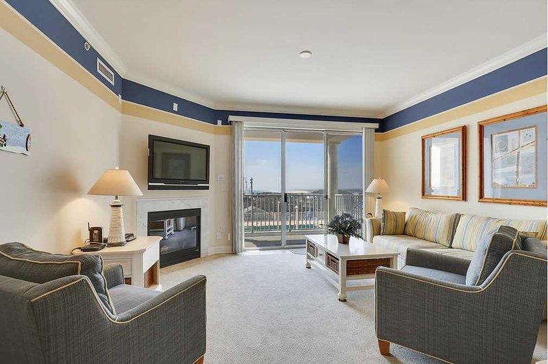 Belmont Towers 508, holiday rental in Ocean City