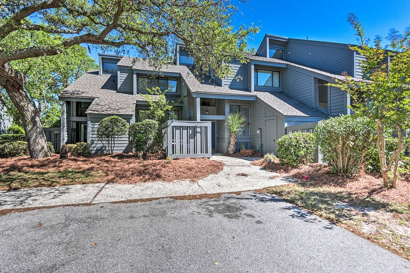 This lovely Hilton Head property is the perfect place to get away from it all!