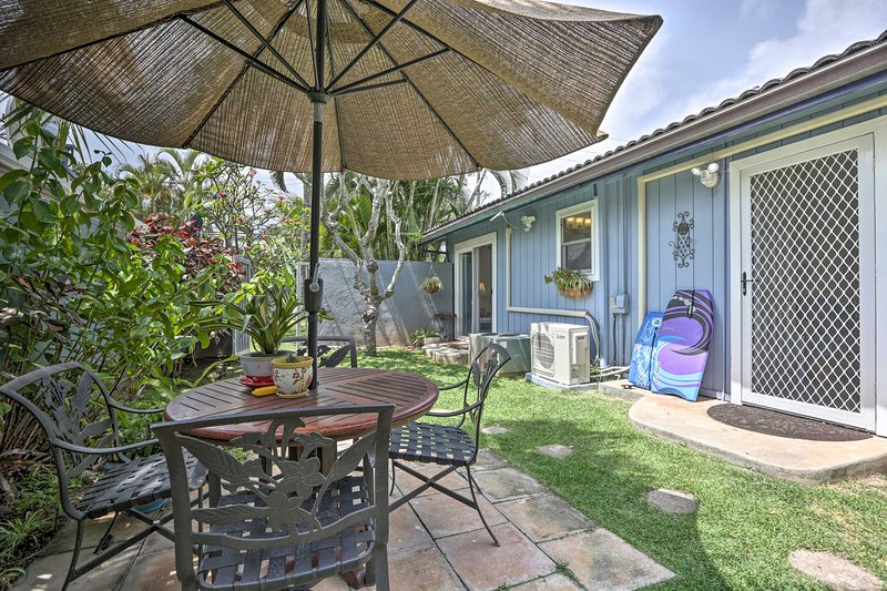 Upplev Oahu bästa när du bor på denna semesterbostad i Kailua
