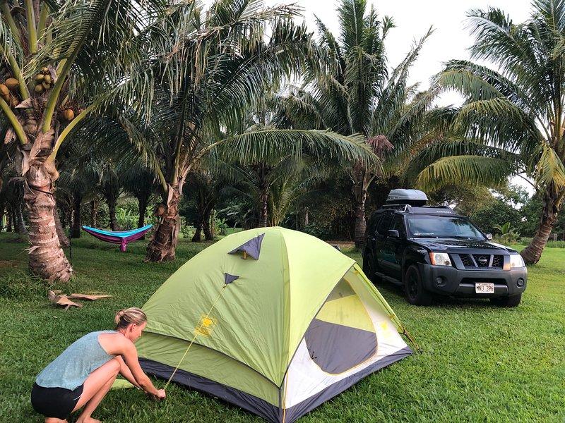 Epic Maui Camping, alquiler de vacaciones en Makawao