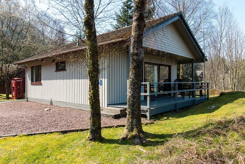 Eagle chalet, vacation rental in Crianlarich
