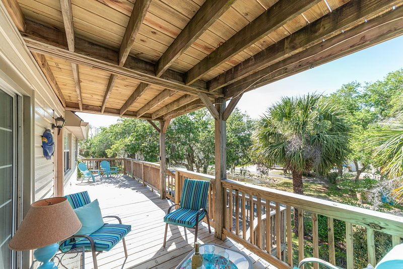 Seawalk Cottage, holiday rental in Tybee Island