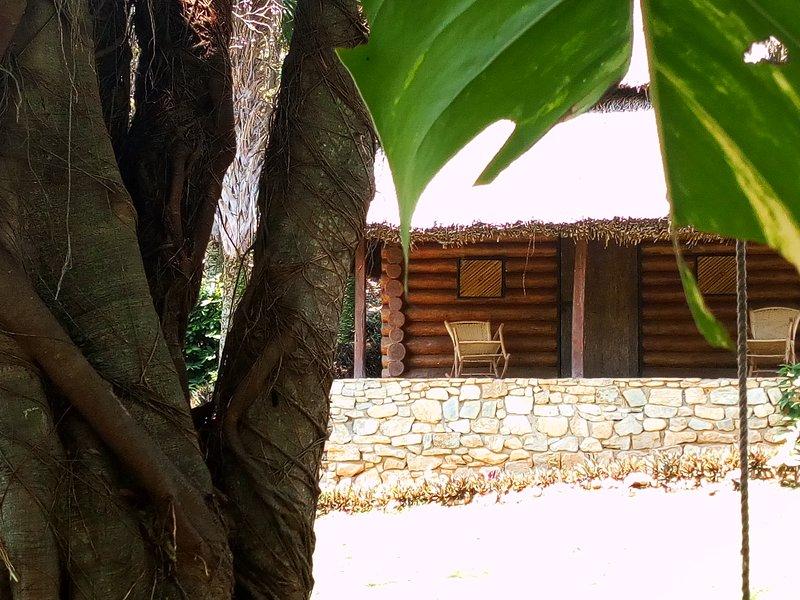 cabana sierraverde huasteca potosina Cabana el Cedro, location de vacances à San Luis Potosi