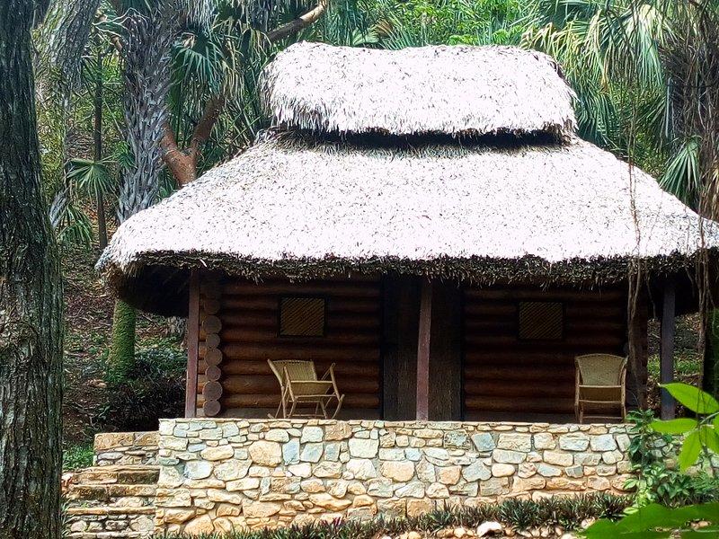 Cabañas Sierraverde Huasteca Potosina 'EL CEDRO', location de vacances à San Luis Potosi
