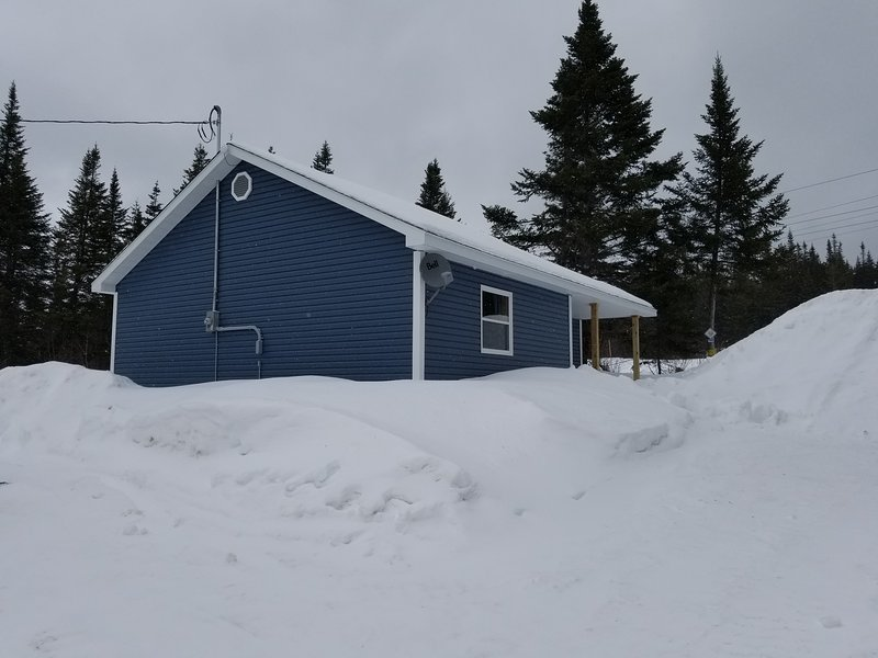 The Eagles Nest at The Jackladder, holiday rental in Gros Morne National Park