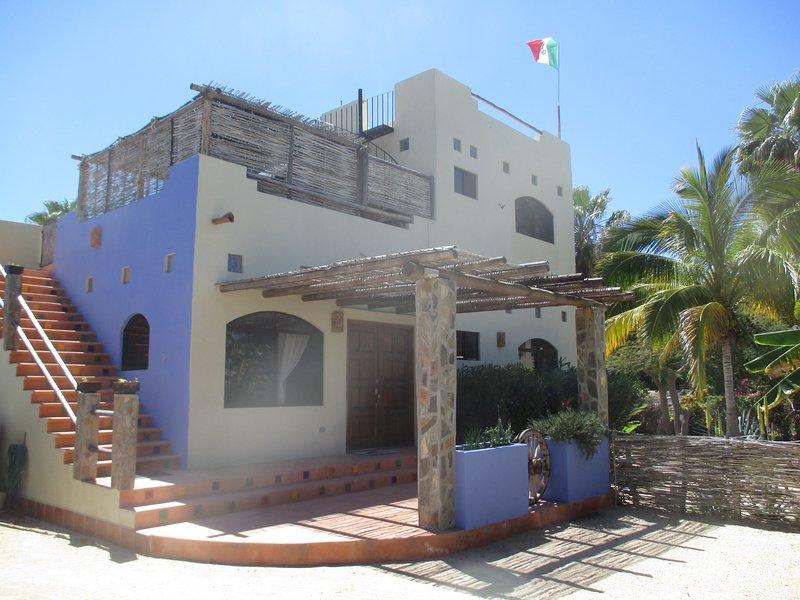 Iguana de los Mangos, vacation rental in Todos Santos