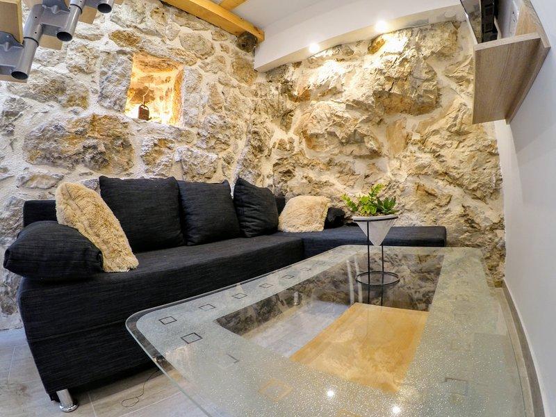 Apartment Bella ,Babino Polje, Mljet, location de vacances à Mljet Island