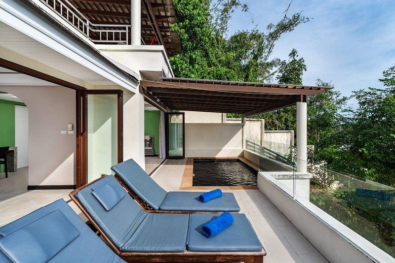 Cape Panwa Phuket 2 Bed Condo with Plunge Pool, casa vacanza a Cape Panwa