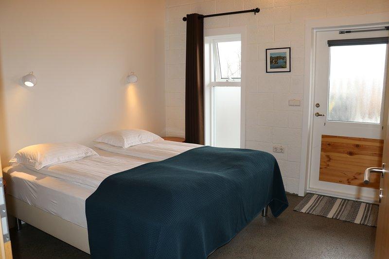Birkilauf Double Room 1, alquiler vacacional en Región Nororiental