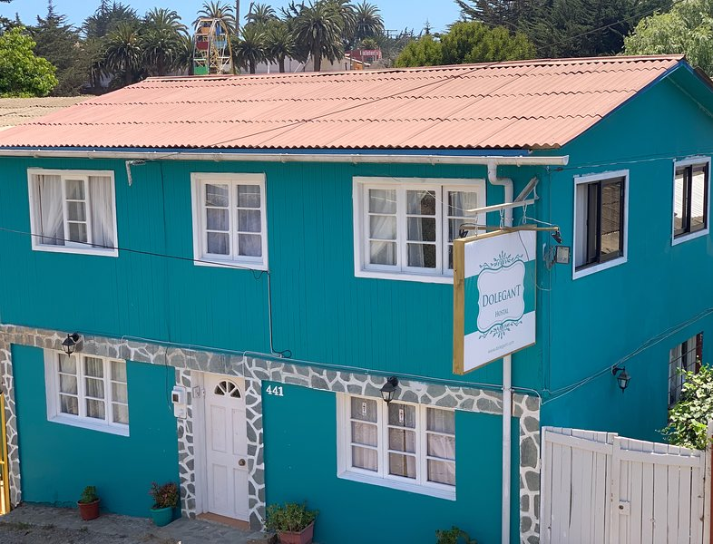Hostal Dolegant Pichilemu, holiday rental in Pichilemu