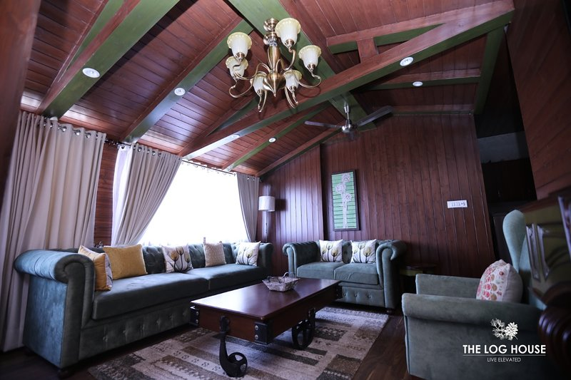 The log house, holiday rental in Mussoorie