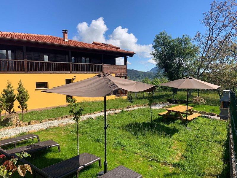Casa Completa de 3 habitaciones (8 personas), holiday rental in San Julian