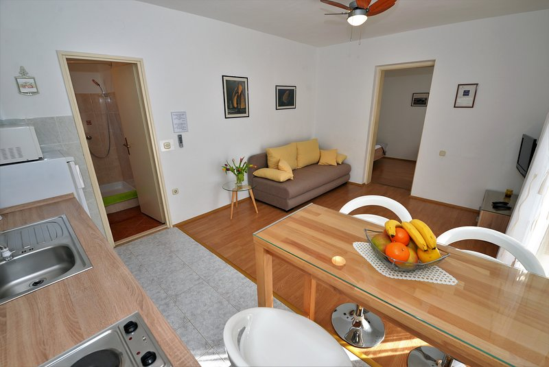 Apartman 1, location de vacances à Murter Island