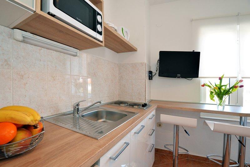 apartman 3, holiday rental in Murter