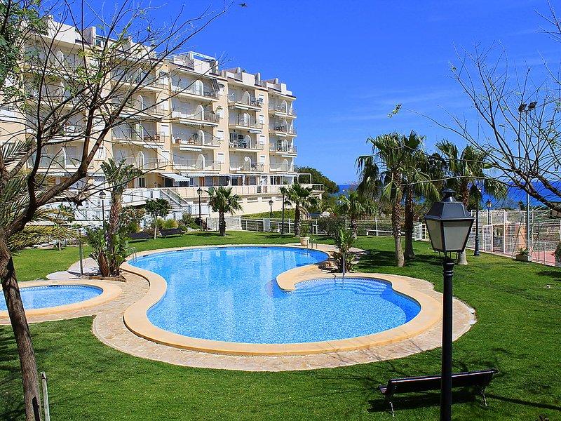 Edf.Cala Merced, vacation rental in Campello