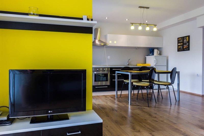 Apartmani Oleandar, aluguéis de temporada em Biograd na Moru
