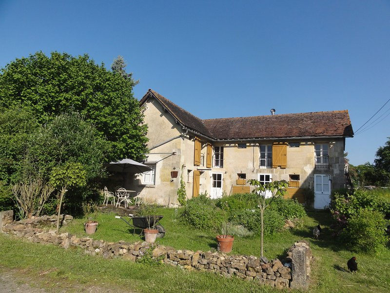 gitedemonceaux, holiday rental in Clamecy