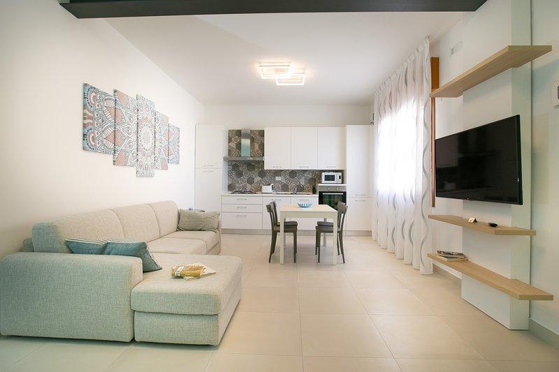 Appartamento Tiffany - Un appartamento al mare dall'eleganza esclusiva., location de vacances à Chioggia