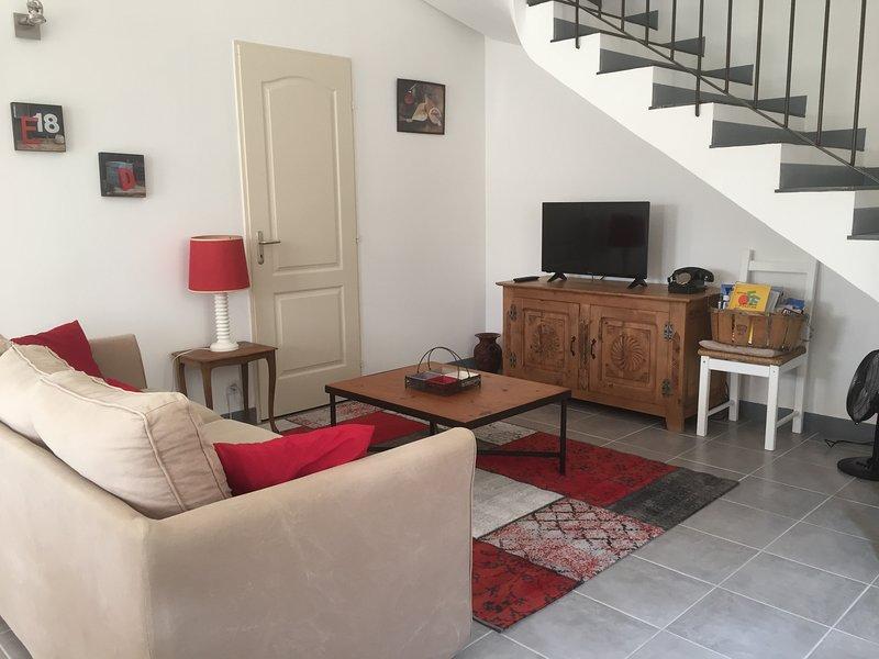 Maison de vacances en Provence, Ferienwohnung in Lauris