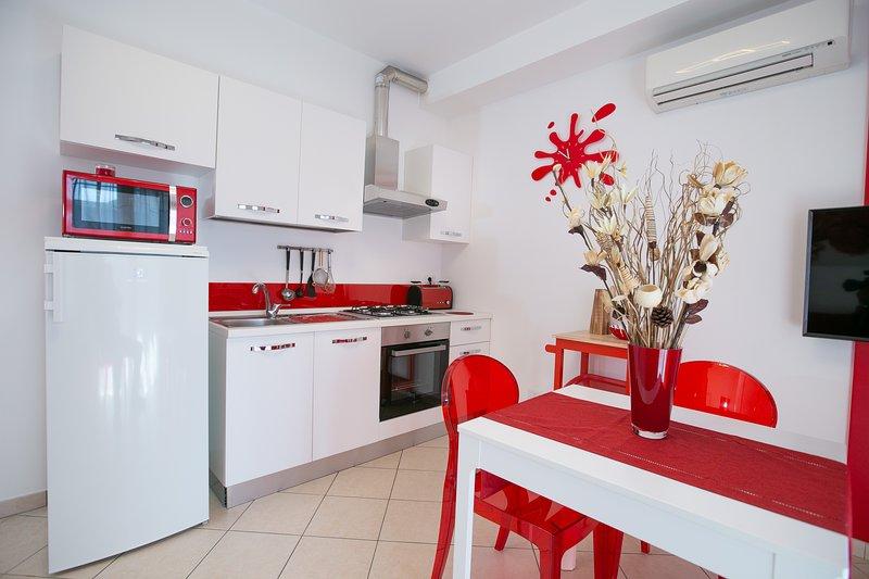 Appartamento Rubino, a pochi passi dal mare, location de vacances à Chioggia