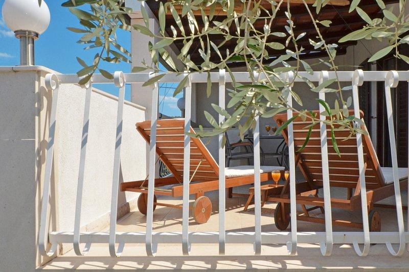 Holiday House Ornig – semesterbostad i Veliki Drvenik