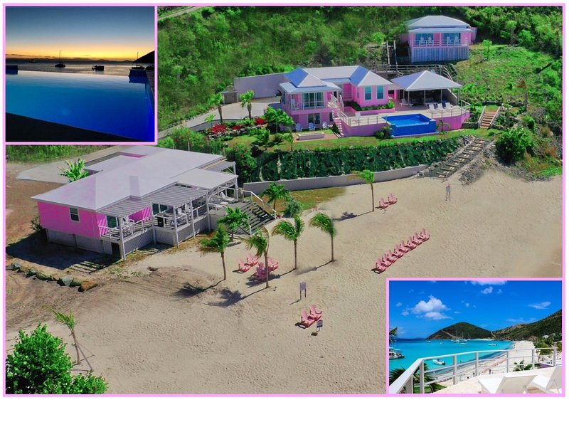 The Pink House, holiday rental in British Virgin Islands