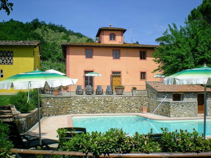 Casale del Lago, aluguéis de temporada em Sant'Andrea in Percussina