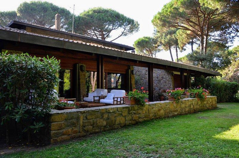 Villa Edera, holiday rental in Castiglione Della Pescaia